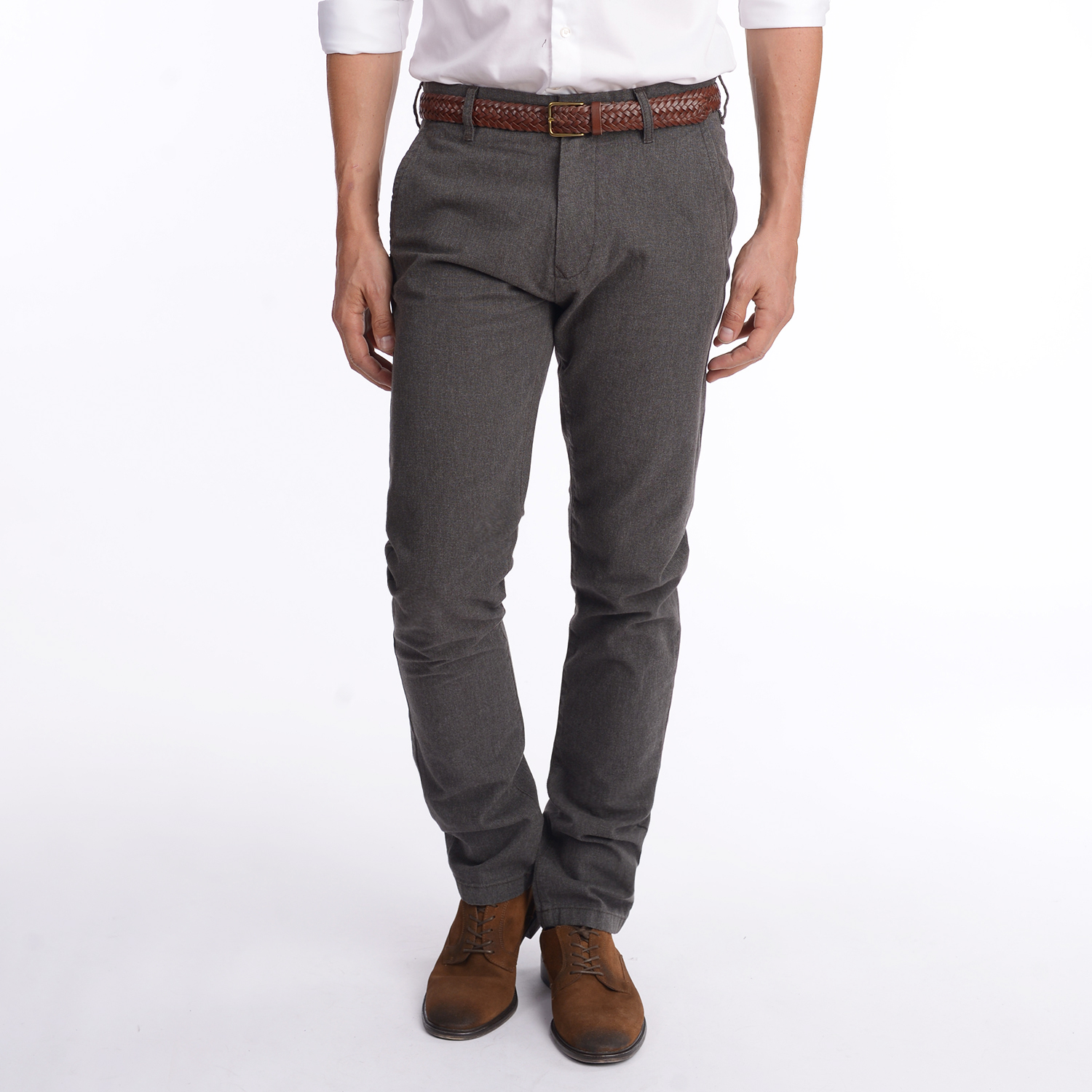 Brooks Winter Cotton Chino thumbnail