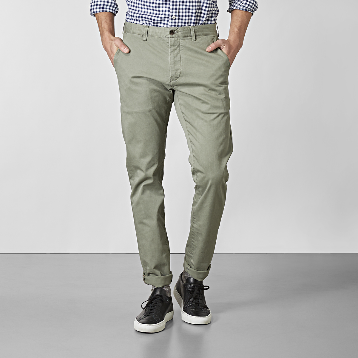 CHINO BOWERY STRETCH thumbnail