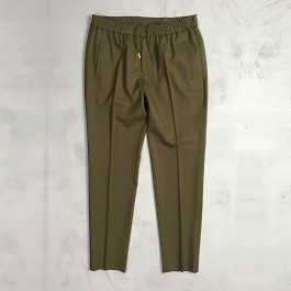 Tailored Track Trousers grön