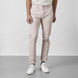 Bowery stretch chinos rosa