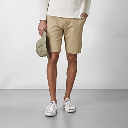 Bowery chinos shorts beige