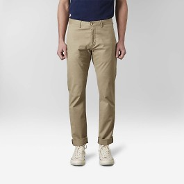 Bowery stretch chinos khaki