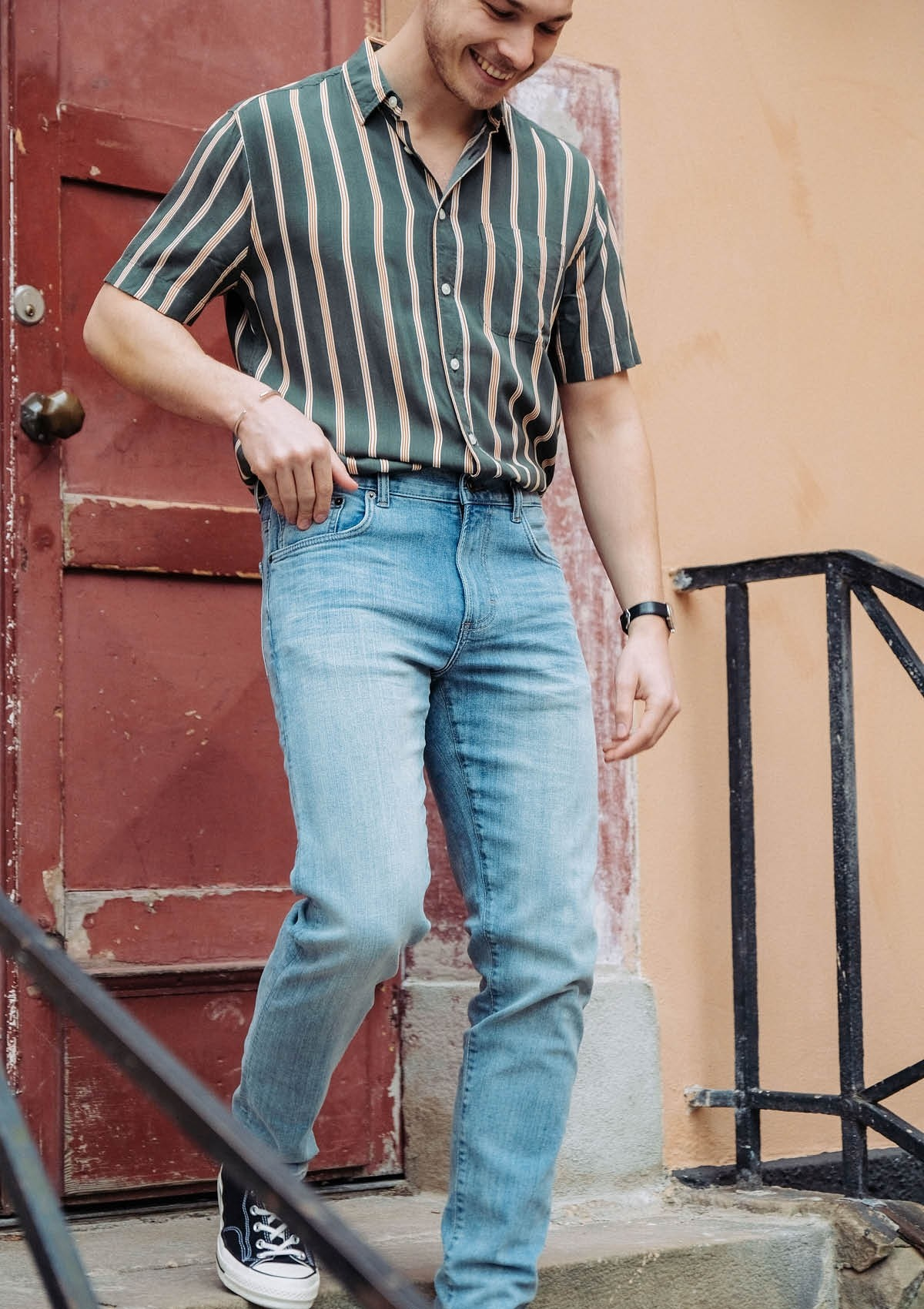 Shop-The-Look Spring Stripes | East West | Brothers.se