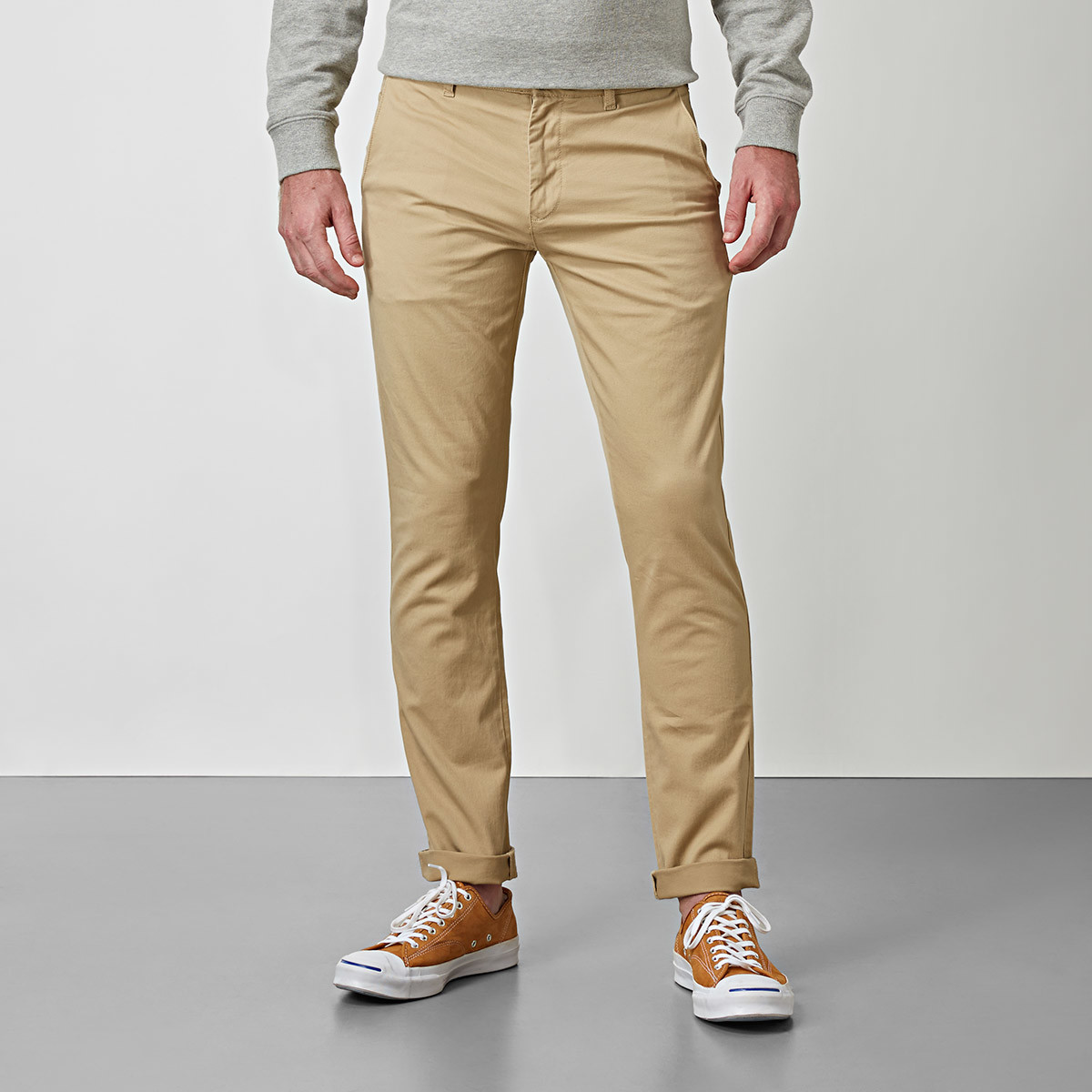 CHINO BOWERY STRETCH