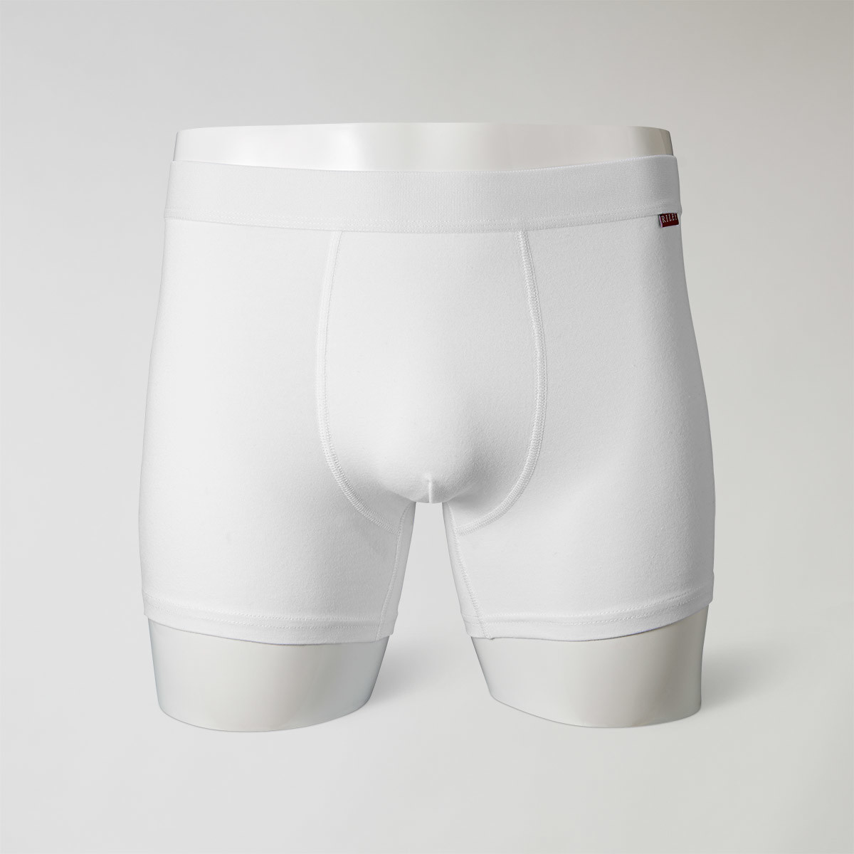 Kalsonger boxer brief vit