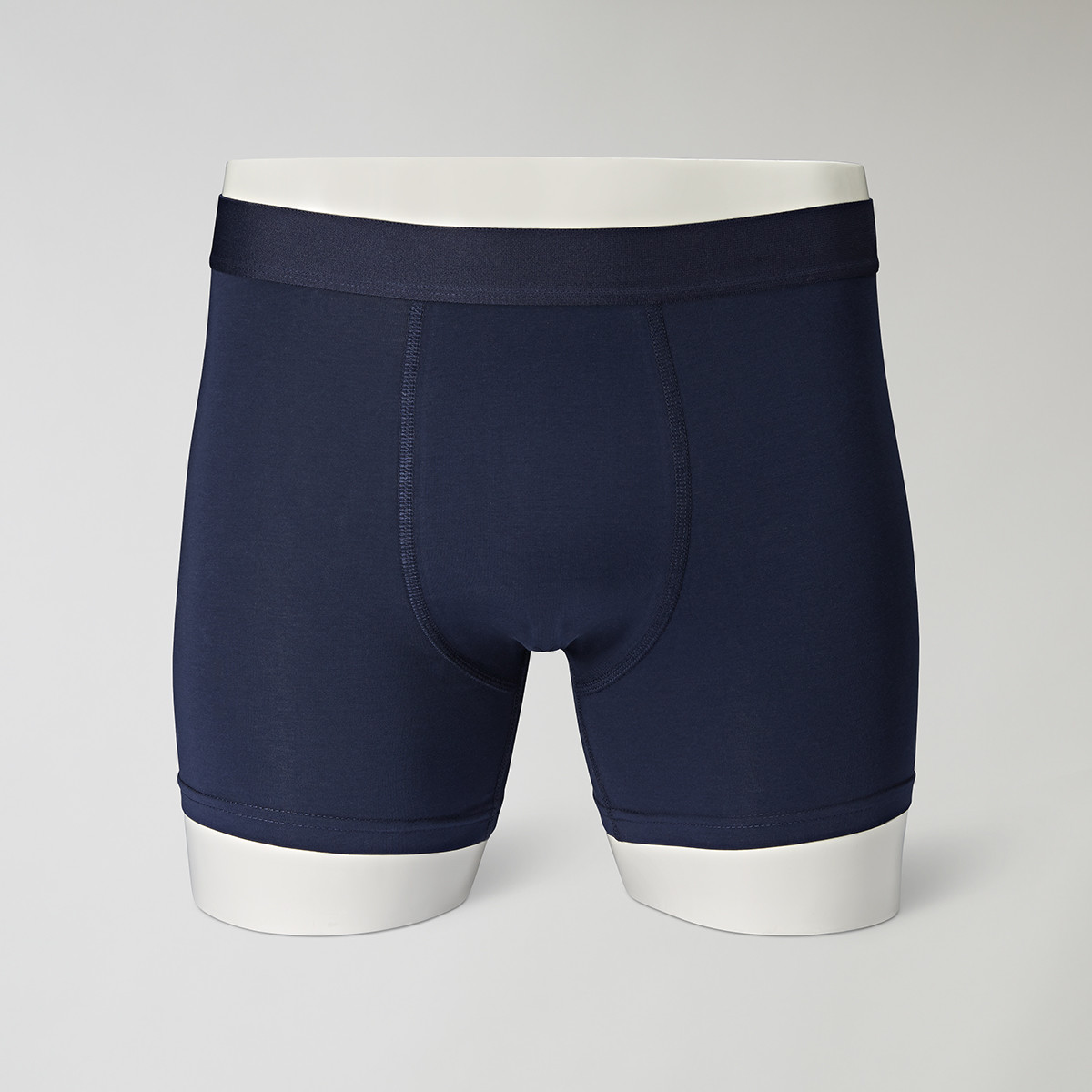 Mörkblå boxer-briefs | Riley | Brothers.se