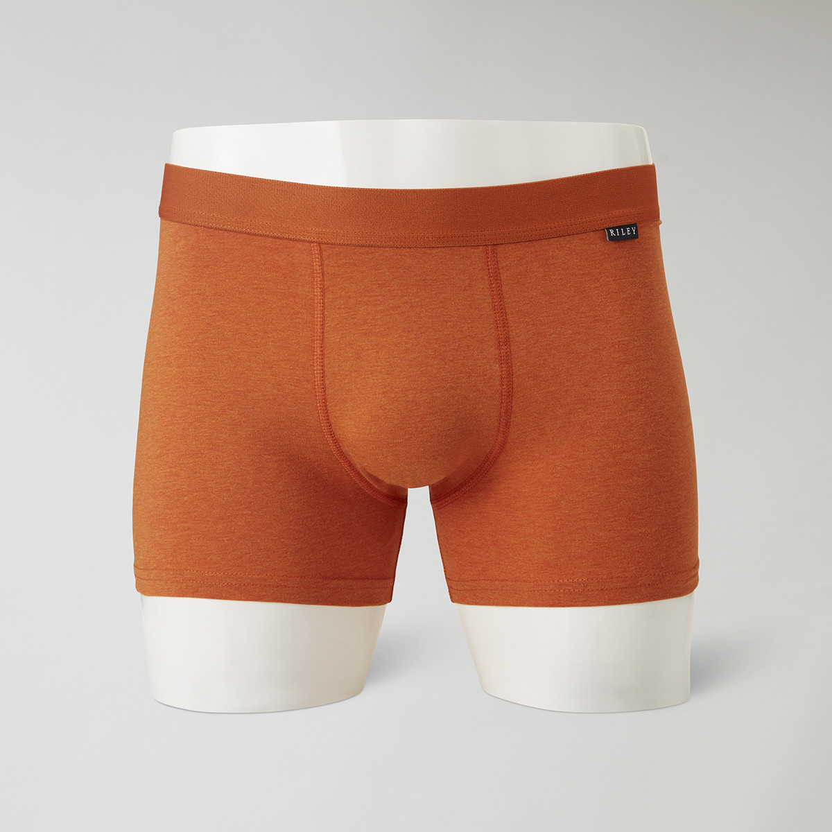 Glade Boxer Melerad Orange | Riley | Brothers.se