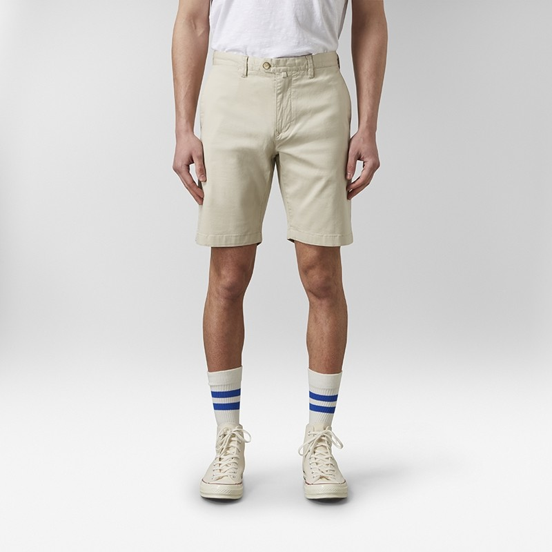 Bowery Shorts Beige | East West | Brothers.se