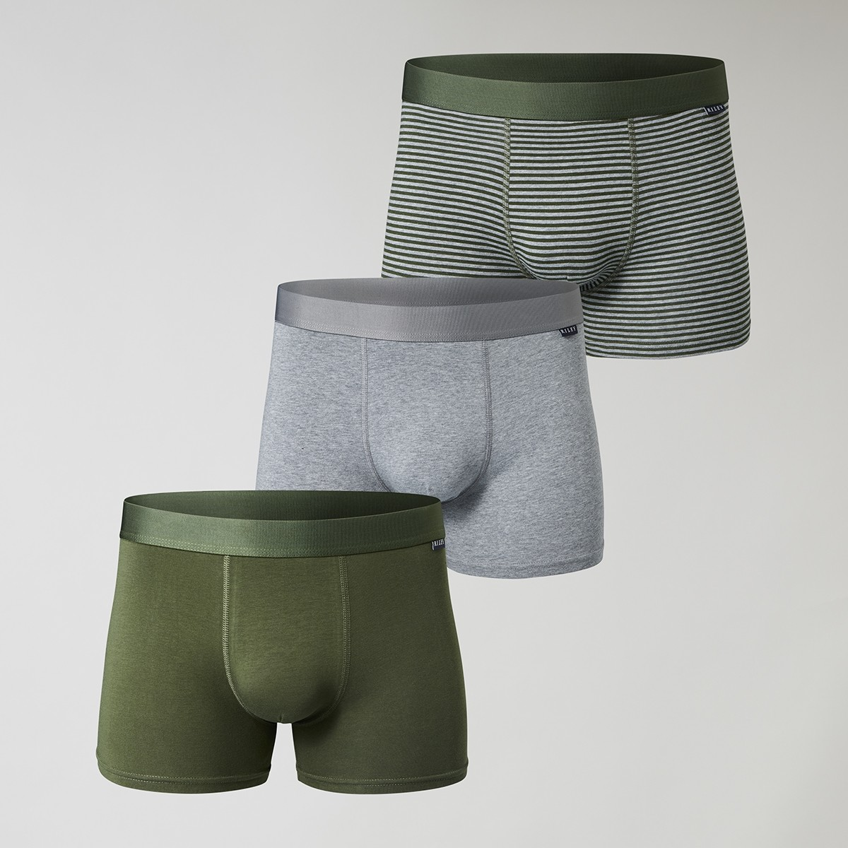 Kalsonger 3-Pack Boxer Briefs Multi | Riley | Brothers.se