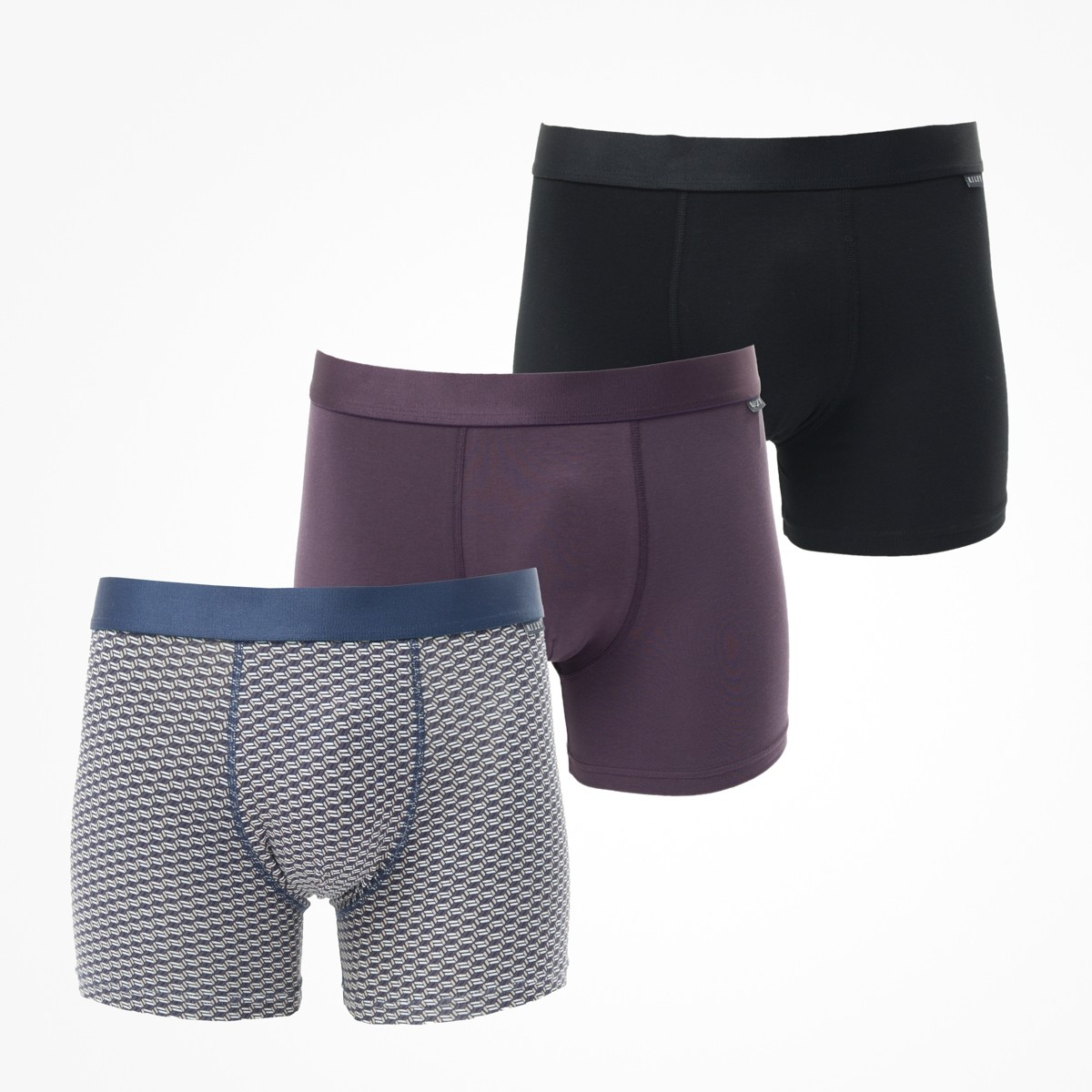 Cube 3-pack Kalsonger Brief Multi | Riley | Brothers.se