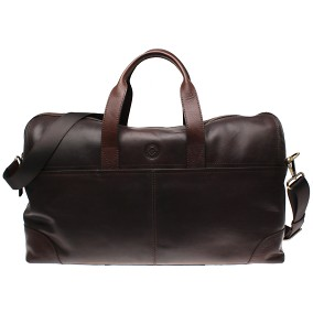 Leo Weekendbag Brun | Saddler | Brothers.se