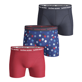 3-pack boxers | Björn Borg | Brothers.se