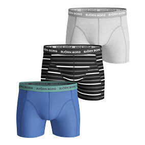 3-pack boxers - Björn Borg | Brothers.se