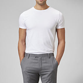 T-SHIRT HOLBORN O-NECK