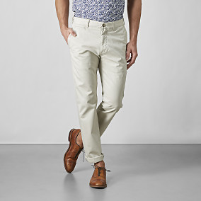 Baxter stretch chinos beige