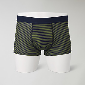 BOXER MINI STRIPE