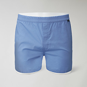 BOXER WOVEN SOLID