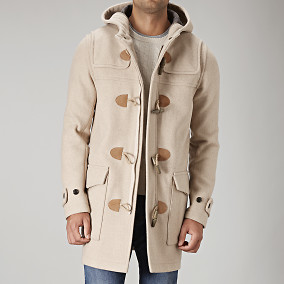 Rock Allen Duffle - Beige | East West | Brothers.se