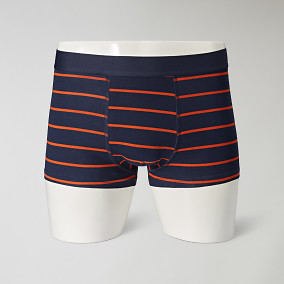 Randiga boxers orange | Riley | Brothers.se