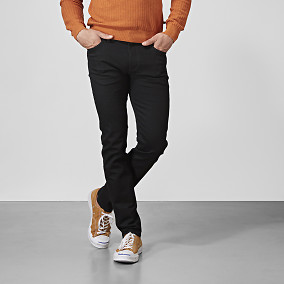 Barton Jeans Super slim fit - svart | East West | Brothers.se
