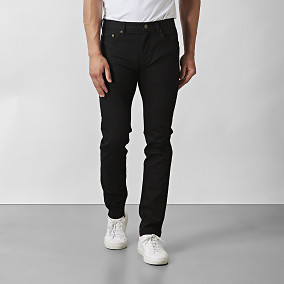 Jeans Barton Super Slim Fit Svart | East West | Brothers.se