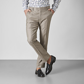 Kostymbyxa Vertigo Four Seasons Beige | The Tailoring Club | Brothers.se