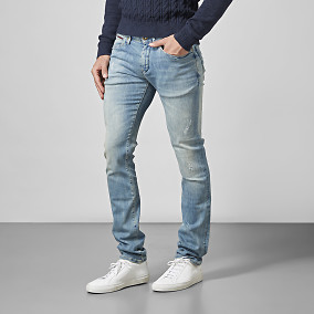 slim fit jeans - scanton | Hilfiger Denim | Brothers.se