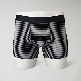 Randiga Kalsonger Boxer Brief Svart | Riley | Brothers.se