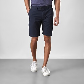 Bowery Chinos Shorts Mörkblå | East West | Brothers.se