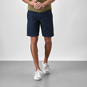 Bleck Fatigue Shorts Blå | East West | Brothers.se