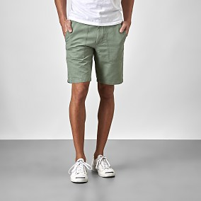 Bleck Fatigue Shorts Grön | East West | Brothers.se