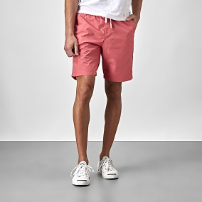 Breeze Shorts Röd | East West | Brothers.se
