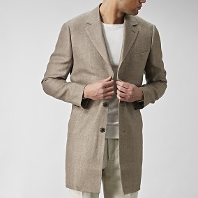 Sargent Rock Brun | The Tailoring Club | Brothers.se