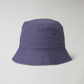King Bucket Hat Blå | East West | Brothers.se