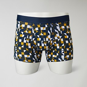 Mönstrade Kalsonger Boxer Brief Multi | Riley | Brothers.se