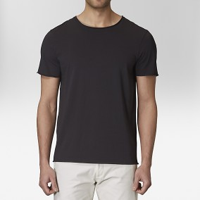Vanity T-shirt Svart | The Tailoring Club | Brothers.se