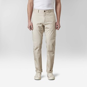 Baxter Light Weight Chinos Beige | East West | Brothers.se