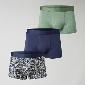 Dannike Kalsonger 3-Pack Trunks Multi | Riley | Brothers.se