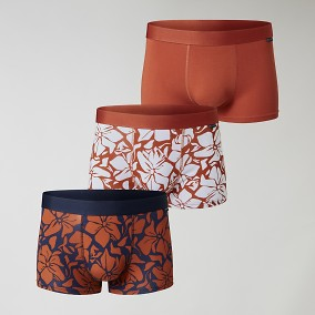 Hedared Kalsonger 3-Pack Trunks Multi | Riley | Brothers.se