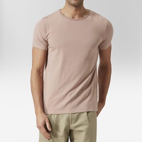 Holborn T-shirt Rosa | Riley | Brothers.se