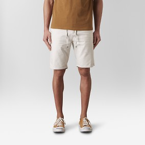Benson Shorts Beige | East West | Brothers.se