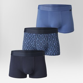 Square Kalsonger 3-Pack Trunks Multi | Riley | Brothers.se