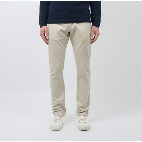 Bowery Twill Chinos Beige | East West | Brothers.se