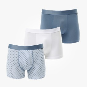 3-pack Kalsonger Trunk Geometric Multi | Riley | Brothers.se