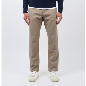 Bailey Twill Byxor Beige | East West | Brothers.se