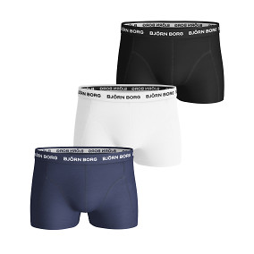 3-pack boxers - multipack | Björn Borg | Brothers.se