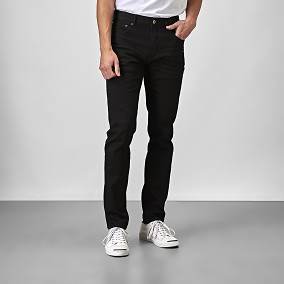 Jeans Bowery Svart | East West | Brothers.se