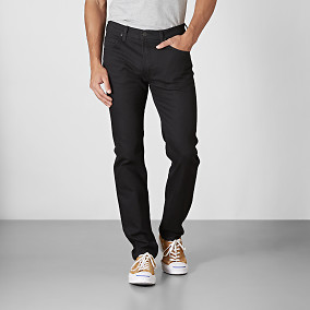 Jeans Rider Black Rinse | Lee | Brothers.se