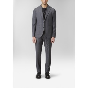 Miller Twill Kostym Grå | The Tailoring Club | Brothers.se