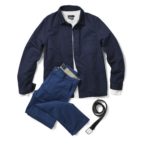 Chinos - Blue and Beyond